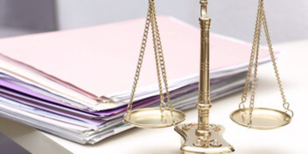photography closeup of a scales of justice
